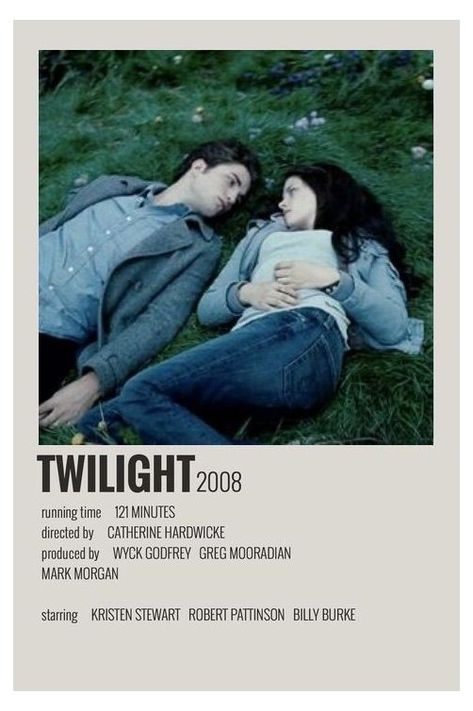 alternative movie posters twilight