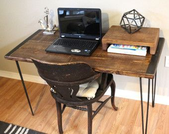 Desk Table Wood Desk Computer Desk Reclaimed By Reclaimedwoodusa Reclaimed Wood Desk Computer Desk Reclaimed Wood Rustic Desk