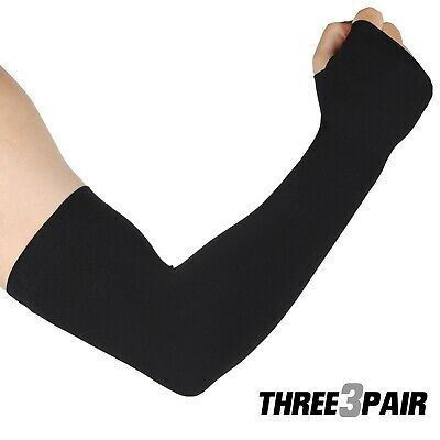 Advertisement Ebay Isnowood 3 Pairs Long Cooling Arm Sleeves Uv