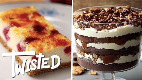 9 Insanely Satisfying Baking Recipes