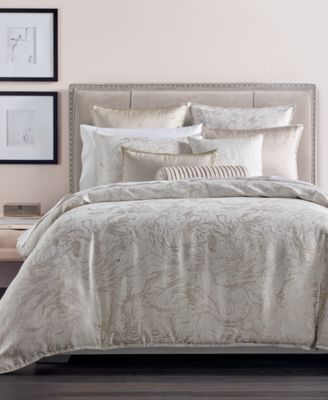 Hotel Collection Marble Bedding Collection Created For Macy S
