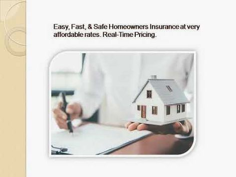 Looking For Easy Fast Secure Home Insurance Simply Logon To