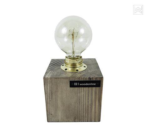 Lampa-6 - Architektura Ekologiczna Meble I Akcesoria z Drewna Litego