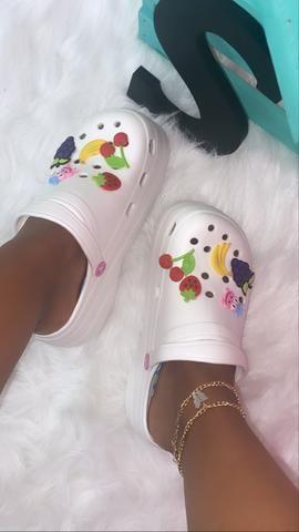 Crocs Hockey Sticks Bijoux de chaussures