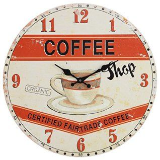 Charming Hot And Unique Coffee Wall Decor Home Wall Art Decor Coffee Wall Decor Old Fashioned Decor Kitchen Wall Clocks
