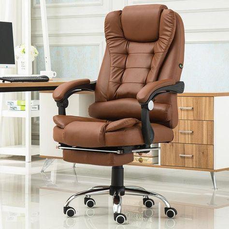 Movable Backrest Ergonomic Office Chair Reclining Swivel Computer Chair Lying Lifting Waist Support Bureaustoel Ergonomisch Furniture
