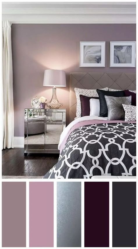 46 Fancy Master Bedroom Color Scheme Ideas #masterbedroomideas #masterbedroomcol...#bedroom #color #fancy #ideas #master #masterbedroomcol #masterbedroomideas #scheme
