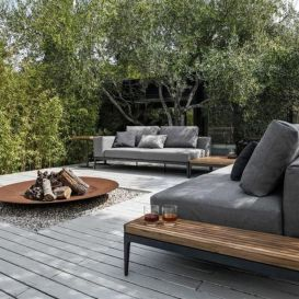 40 Brilliant Ideas For Your Outdoor Lounge Outdoor Fire Pit