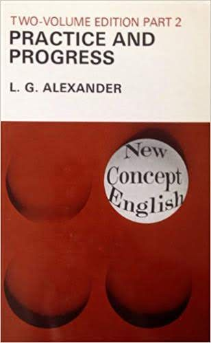 PDF+CD] New Concept English Book 2 Practice and Progress