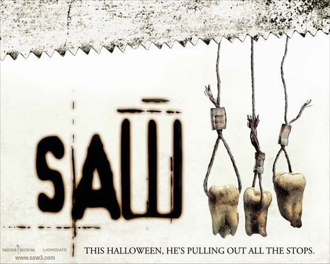 Poster rezolutie mare SAW III (2006) - Poster Puzzle mortal 3 - Poster 4 din 15