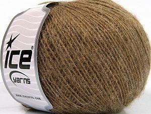 Camel /& Cream #37621 Ice 50g Merino Wool Alpaca Acrylic Peru Alpaca Bulky Yarn
