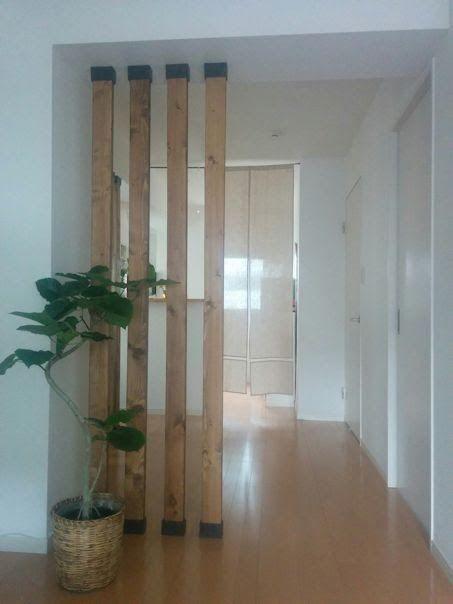 賃貸でもできる 壁や床に傷をつけない ディアウォール で理想の部屋