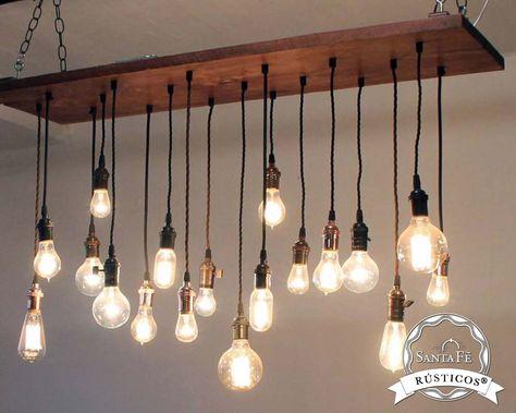 #lights #lighting #luz #foco #iluminacion #home #hogar #rustic