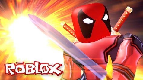 Becoming A Superhero In Roblox - Roblox Adventures Deadpool Tycoon Becoming Deadpool