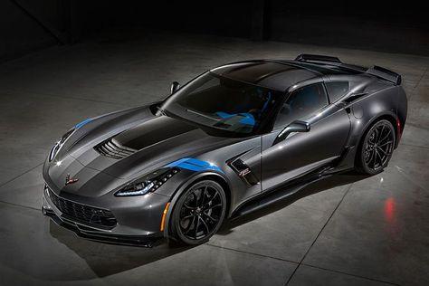 2017 Chevrolet Corvette Stingray >> 2017 Chevrolet Corvette Grand Sport 5 Things To Know
