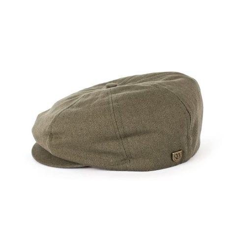 1f6e49b3f06 Amazon.com  Brixton Men s Brood Cap  Clothing