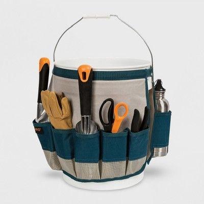 f12c93828b86147da4de252e3f2f5320 - Picnictime Gardener Chair And Tools Set