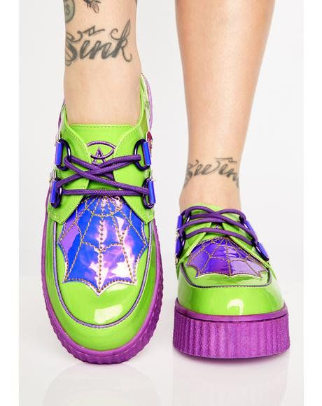 Pin by Alex on TB: Jez in 2020 | Creepers shoes, Kawaii