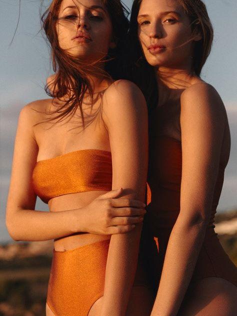 Maillots de bain : on a trouvé les premiers maillots de bain infusé d'antioxydants | Vogue Paris