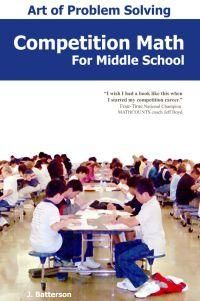 AoPS Competition Math for Middle School | Math | Math