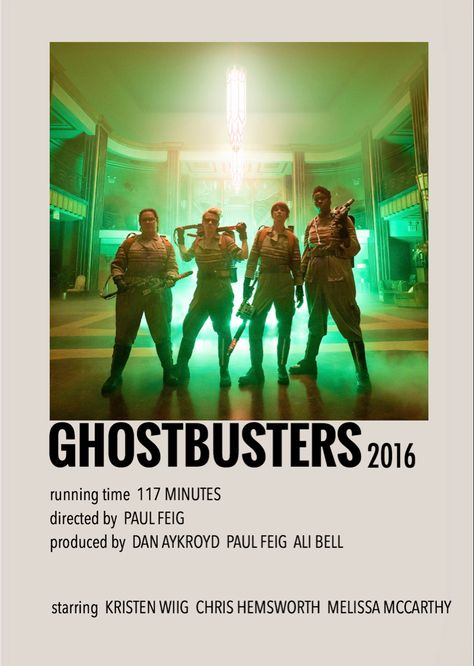 Ghostbusters by Millie