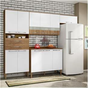 Cozinha Safira Plus Com 11 Portas E 2 Gavetas Cozinha Compacta