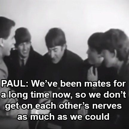 17 Times The Beatles Were Actually Hilarious Music Artists Music Artists Wisdom Quotes Quotes Song Lyrics Country Music Lyr In 2020 Beatles Funny The Beatles Hilarious