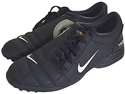 2003 NIKE TOTAL MAGIA CHROME FOOTBALL TRAINERS SNEAKER