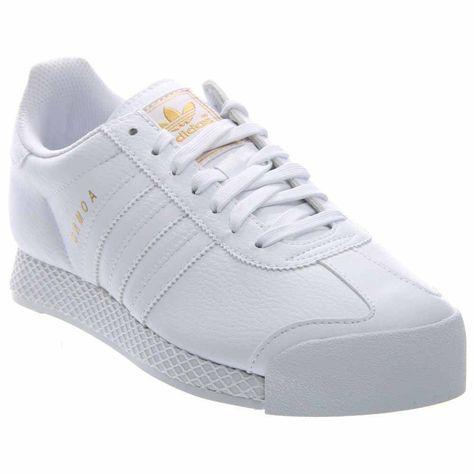 a58b3d06efb7 adidas SAMOA White - Mens - Size
