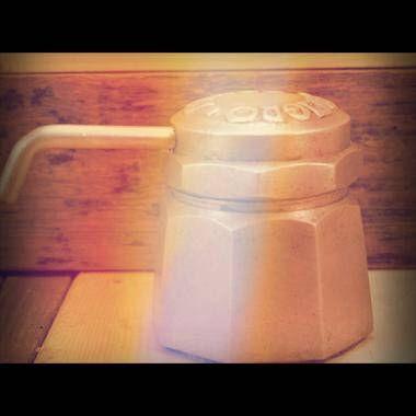 Nova Espress Export Moka Pot 4 Cups Italy 1950 Espresso Maker