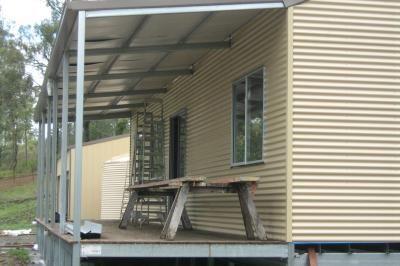 Aussie Retreat Construction Kit Retreat Home Outdoor Decor
