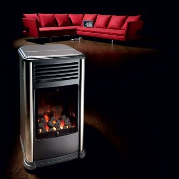 Gas Heater (3.4kw) Calor Real Flame