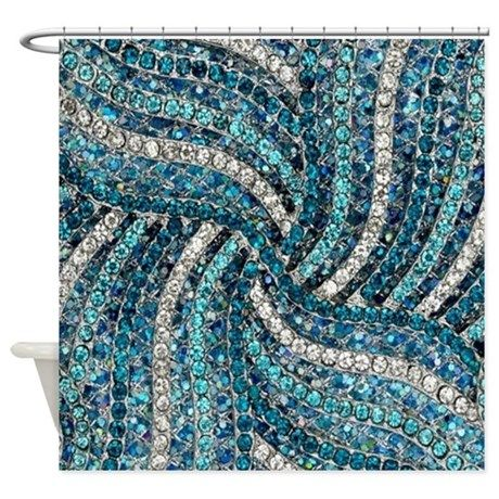 Shower Curtain By Focusedonyou In 2020 Turquoise Walls Custom