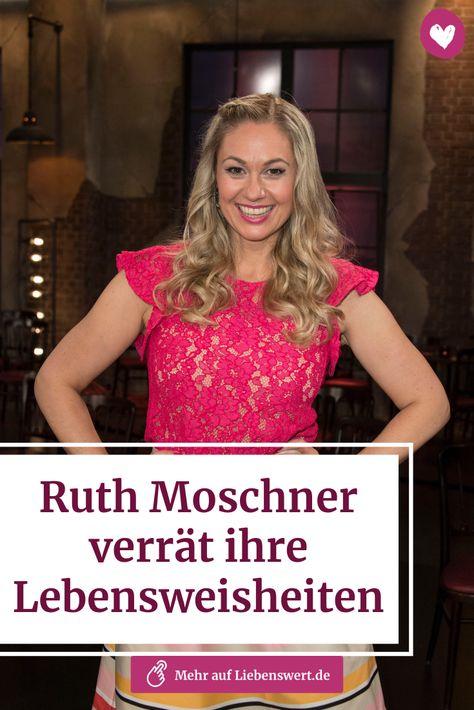 Ruth Moschner Fehler Sind Nichts Schlimmes Ruth Moschner Moschner Du Fehlst Mir