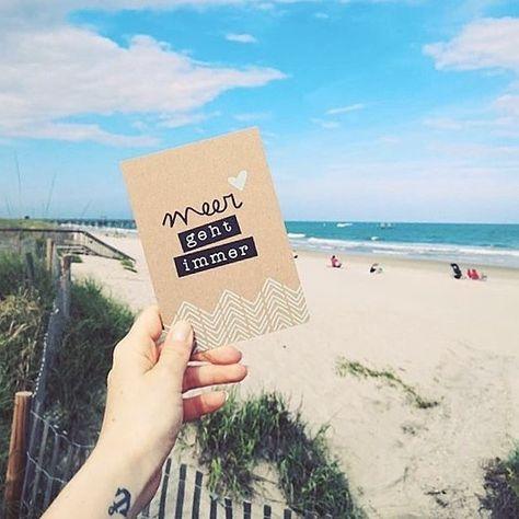 Strand sommer meer lieder und sonne Spruch Sommer