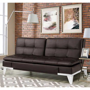 Strange Jeneva Bonded Leather Euro Lounger In 2019 Leather Sofa Machost Co Dining Chair Design Ideas Machostcouk
