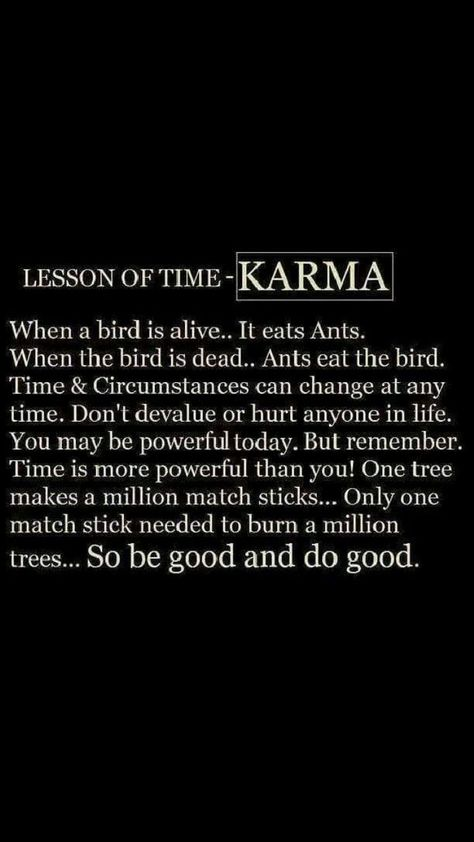 List Of Truth Quotes Karma Funny Images And Truth Quotes
