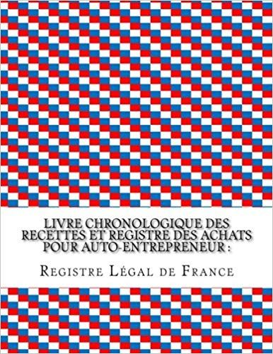 Telecharger Livre Chronologique Des Recettes Et Registre Des Achats Pour Auto Entrepreneur Confo Books To Read Good Books Tech Company Logos
