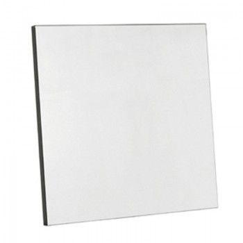 Spiegel Zonder Lijst.Spiegel Tundo Doros 70 Vierkante Spiegel Met