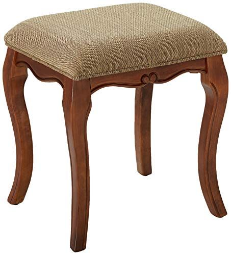 Design Toscano Lady Guinevere Makeup Chair Vanity Stool Bedroom