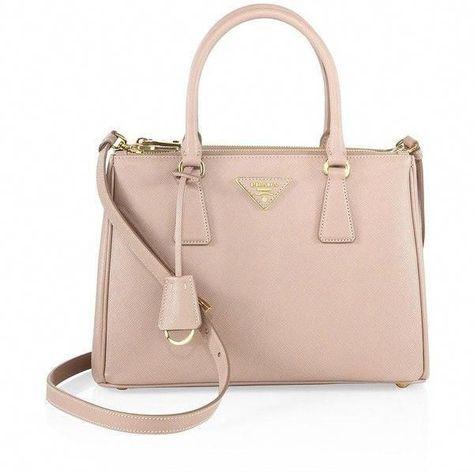6e81d3db74 PRADA Saffiano Extra Large Galleria Double Zip Tote Bluette  handbags   handbagfashion  bohohandbags  musthavefashion  womensfa…