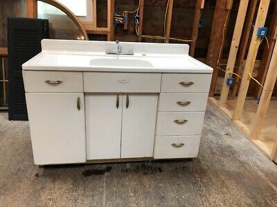 The New Firm Hired George The Makers Of The Youngstown Kitchen Line Of Porcelain Steel Cabinetr Kitchen Renovation Cost Kitchen Cabinets For Sale Ikea Kitchen