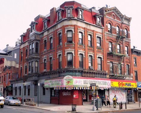 Apartment Houses In Williamsburg Brooklyn Williamsburg