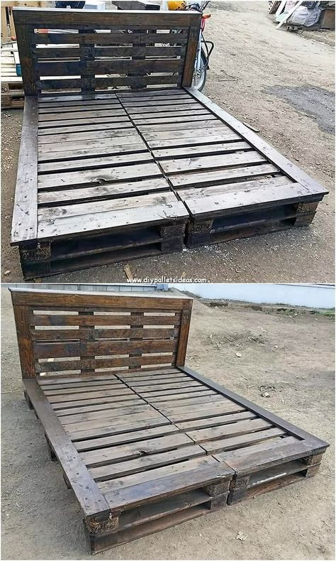 The Best Diy Wood Pallet Ideas And Projects With Images Wood