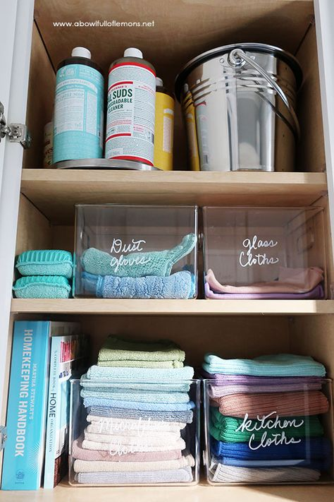 Welcome to week 1 of the 2020 Home Organization Challenge. This year marks our year of the challenge. We are beginning with the laundry room. Laundry Room Organization, Home Organization Hacks, Organisation Ideas, Organizing Ideas, Laundry Supplies, Kitchen Supplies, Martha Stewart Home, Tool Room, Cleaning Kit