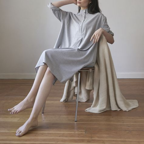 Cotton Cashmere, Cozy Sleepwear, Classic Nightshirts