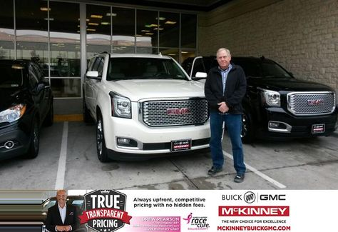Congratulations To Larry Hollar On Your Gmc Yukon Xl Purchase