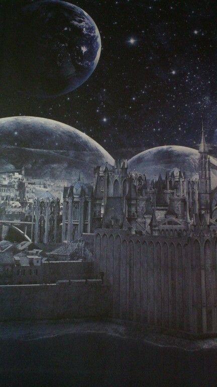 Artemisia, the capital of Luna from T.L.C.
