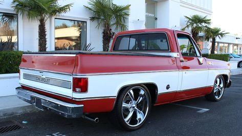 1977 Chevrolet C10 Pickup 3 Chevrolet C10 Chevy Truck