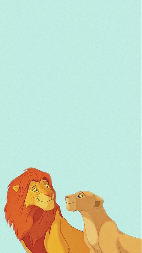 Disney's Lion king wallpaper for iPhone